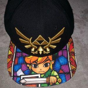 Zelda SnapBack.